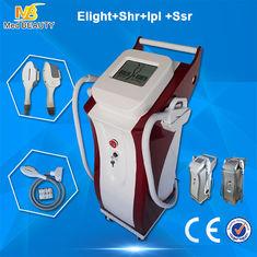 الصين SHR E - تجهيزات الضوء IPL الجمال 10MHZ RF التردد لرفع الوجه المزود