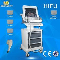 الصين 800W الموجات فوق الصوتية HIFU آلة العناية بالبشرة تشديد الجلد فضفاض المزود