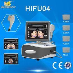 الصين رفع الوجه HIFU آلة الرئيسية الجمال جهاز USA التكنولوجيا العالية المزود