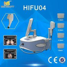 الصين جمال محمول HIFU آلة صالون عيادة آلات سبا 2500W 4 J / CM2 المزود