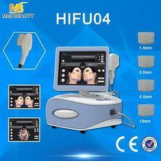 الصين المحمولة آلة HIFU أدوات تجميل سطحي DEEL الأدمة وSMAS المزود