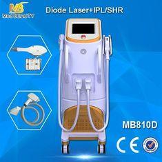 الصين 8 بوصة ديود ليزر الشعر آلة إزالة وآلة إزالة الشعر المزود