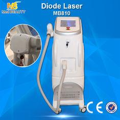 الصين 808 نانومتر إزالة ديود ليزر الشعر العمودي إزالة بشكل دائم الشفاه الشعر المزود