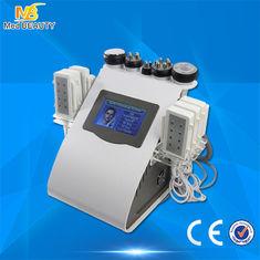الصين بالموجات فوق الصوتية التجويف فراغ شفط الدهون بالليزر ثنائي القطب الأسطوانة آلة تدليك RF الجمال المزود
