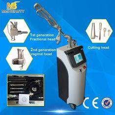 الصين الطبي 10600 نانومتر CO2 كسور الليزر، آلة إزالة الندبة الرأسية المزود