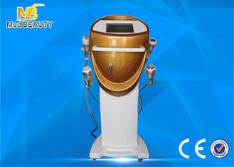 الصين الأبيض الجمال التخسيس آلة مع التجويف RF 40KHZ ريال مدريد المزود