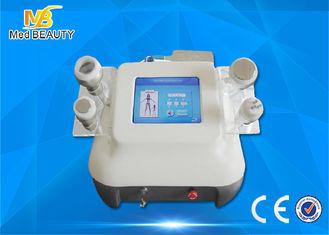 الصين شد الوجه بالموجات فوق الصوتية التجويف الترددات اللاسلكية آلة التخسيس، 8 بوصة وشاشة ملونة باللمس المزود