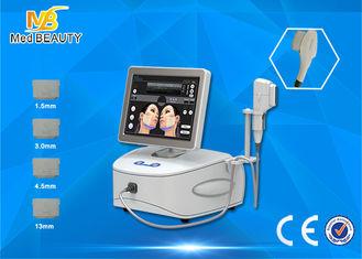 الصين المهنية كثافة عالية وركزت الموجات فوق الصوتية آلة HIFU لشد الوجه المزود