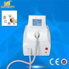 الصين عالية الكفاءة آلة إزالة ألم ديود ليزر الشعر 3 بقعة الحجم المزود