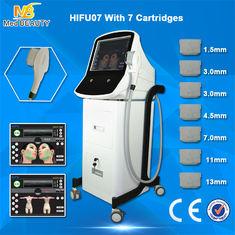 الصين فقدان الوزن HIFU التخسيس آلة فقدان الدهون / فات إزالة اللون الأبيض المزود