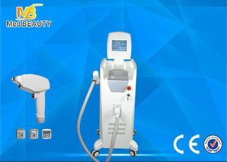 الصين استمرار إزالة الموجة 810nm ديود ليزر الشعر آلة محمولة تبريد هواء المزود