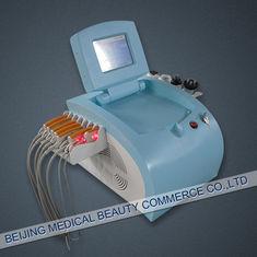 الصين 650nm 8 مغدف ريش ليزر liposuction تجهيز مع 6Mhz/10Mhz لجسم يشكّل المزود