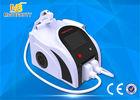 الصين الأبيض المحمولة 2 في 1 معدات إزالة الشعيرات SHR بدون تاريخ ياج ليزر الوشم مصنع