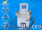 الصين النوع الأبيض IPL SHR RF ND YAG الليزر IPL الجمال المعدات عمودي مصنع