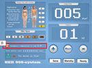 الصين سلامة إزالة 808 ديود ليزر الشعر، عيادة البسيطة صالون تجميل الجهاز مصنع