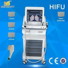 الصين الإناث عالية الكثافة التي تركز جراحة بالموجات فوق الصوتية آلة لا وقت التوقف عن العمل موزع