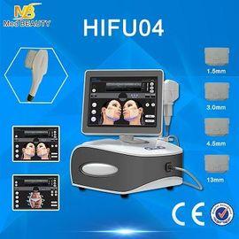 الصين رفع الوجه HIFU آلة الرئيسية الجمال جهاز USA التكنولوجيا العالية موزع