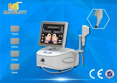 الصين المهنية كثافة عالية وركزت الموجات فوق الصوتية آلة HIFU لشد الوجه موزع