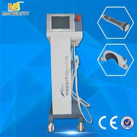 الصين إبرة مجهرية آر إف الجلد تشديد جزئي آلة الليزر لرفع الوجه / إزالة التجاعيد موزع