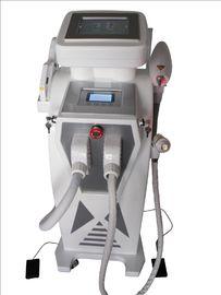 الصين ipl جمال تجهيز YAG ليزر آلة multifunction لصورة تجديد حبّ الشّباب معالجة موزع